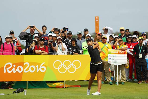 オリンピックでは女子のコーチがいなかった!
