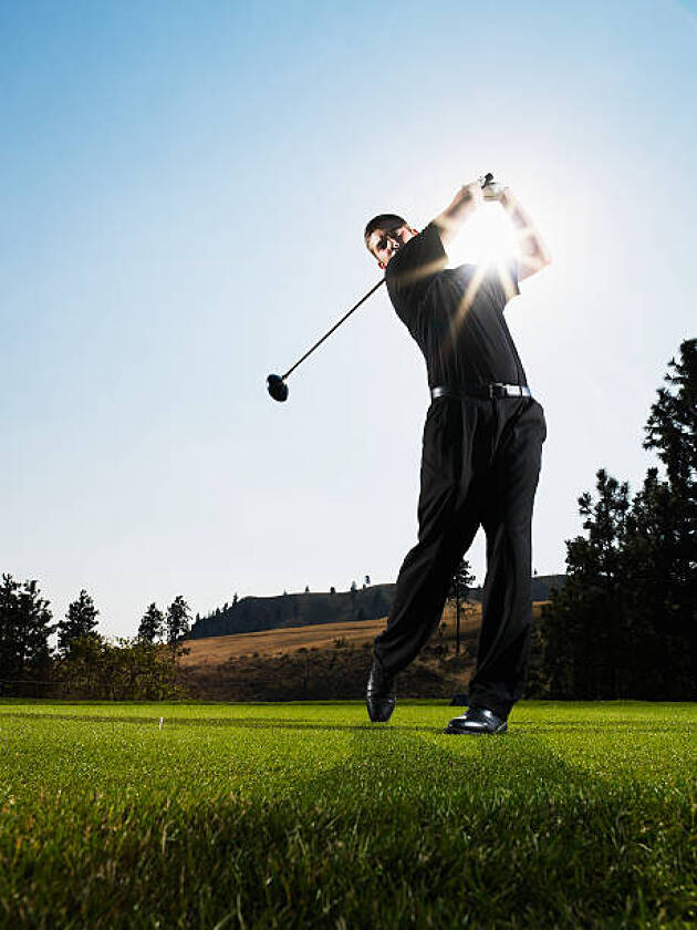 ゴルフが上手い人の特徴は?