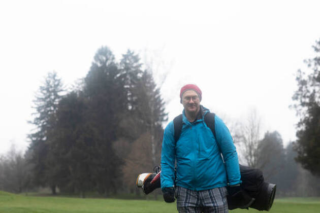 ユニクロフル装備で真冬のゴルフを乗り切ろう