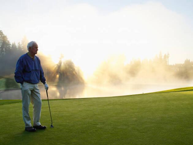 3.ゴルフのためなら朝早くても来てくれる!