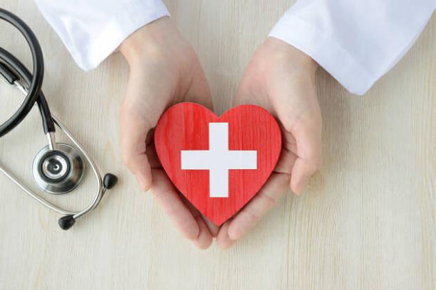 自分に対する補償……生命保険・傷害保険の通院・入院保障でカバー