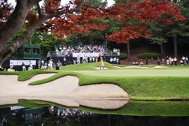 関西で一番ゴルフが盛んなのは兵庫県