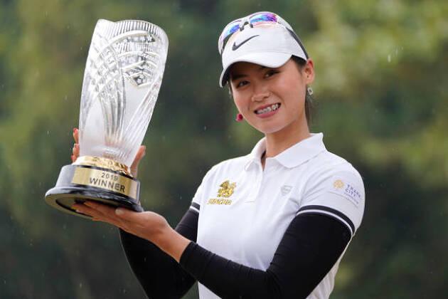 LPGAツアーに参戦できるのは賞金ランク1位と2位だけ!