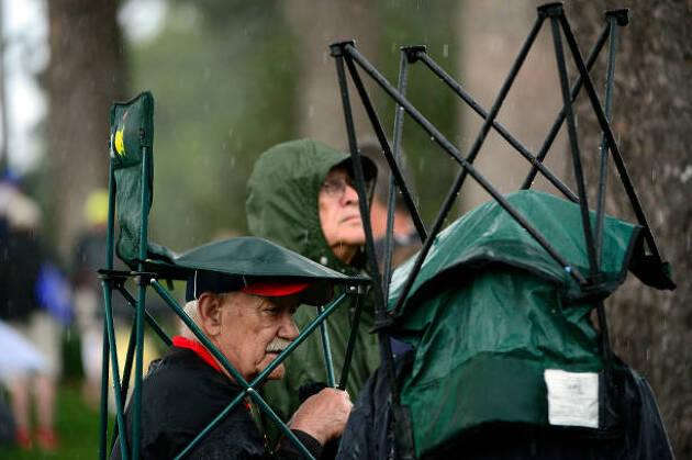 雨の時にしかわからないこともありますが、止める勇気も大切!