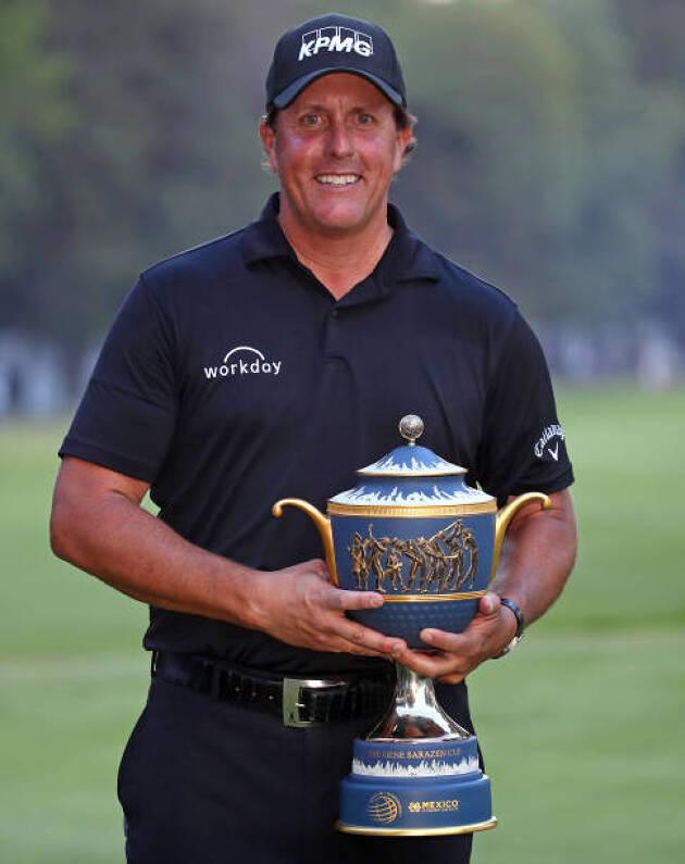 WGCでの最年長優勝を果たしたP・ミケルソンのバッグは?