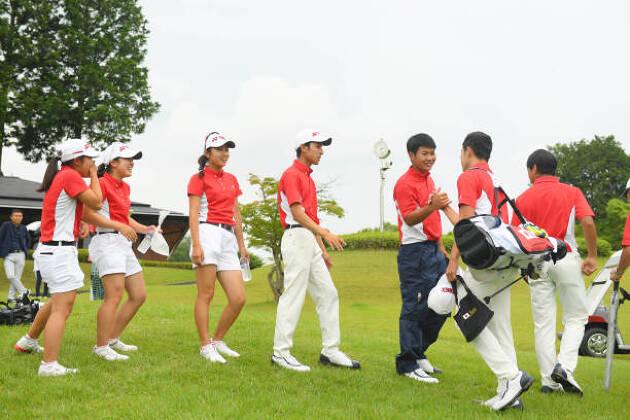 ゴルフ部で頑張った! ゴルフが上手くなったことを何に役立てる?