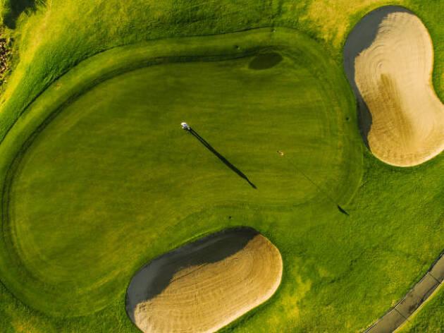 ゴルフ場数