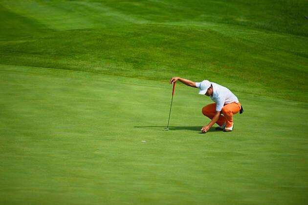 3.ゴルフマーカーの使い方