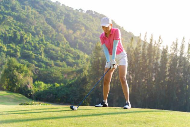 女子ゴルファーは飛距離が出ればもっと有利になる!