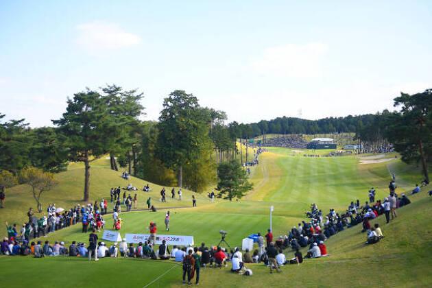 国内の球技人口のなかでゴルフ人口が1番多い!