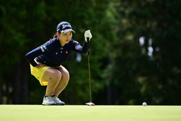 日頃はおっとりしていてもゴルフに対してはストイック