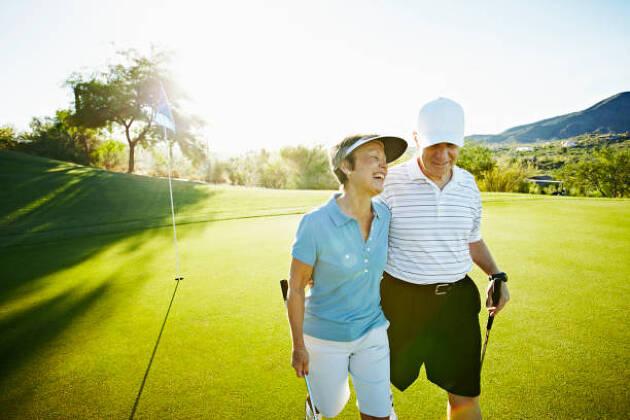 ゴルフが楽しまれるのは、そこに「人生」あるからかもしれない