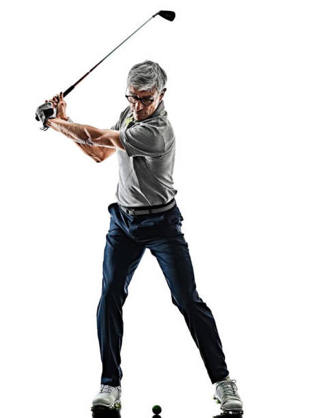 ゴルフスイングで地面反力を使うと何が起こる?