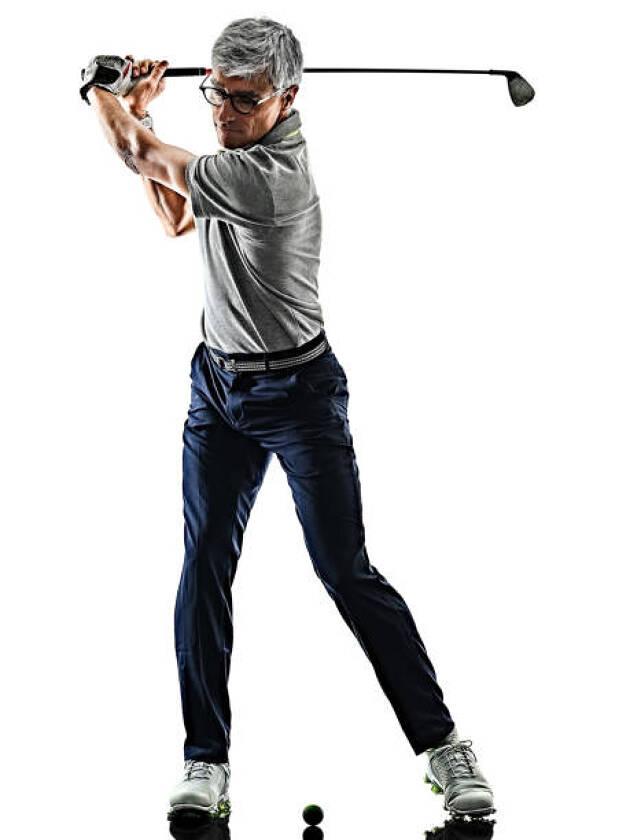 基本の練習方法3.振り幅を大きくしてフルスイング