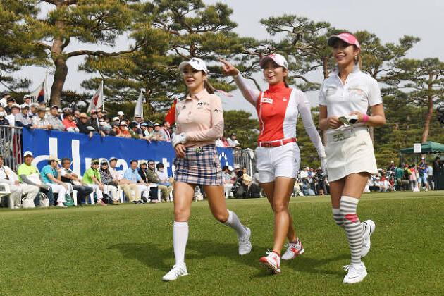 素材と機能性がゴルフウェアの生命線