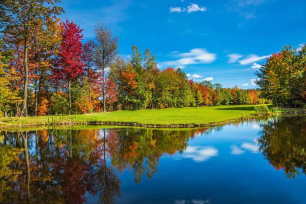 今練習すれば、まだ秋ゴルフに間に合います!
