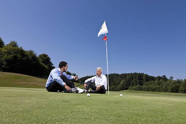 ラウンド中もフラフラ。大好きなゴルフなのに終わりを待ちわびる
