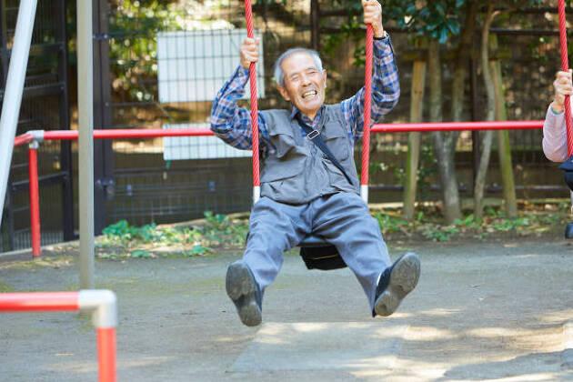 3.【一生モノ】70代でもできるスポーツはそうないよ!