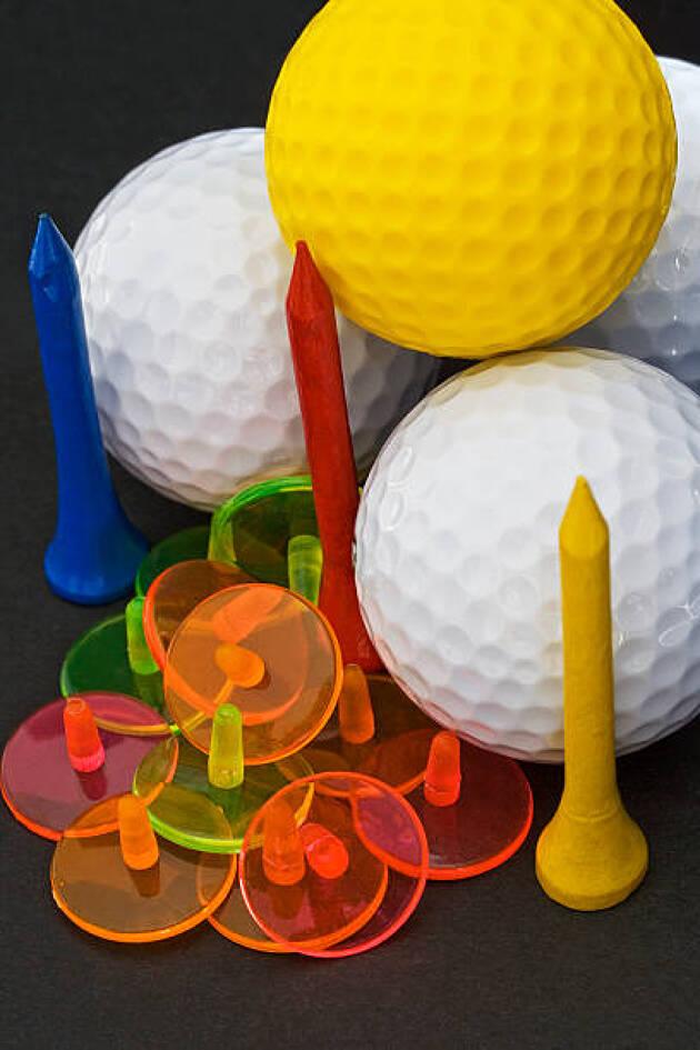 5.ゴルフマーカーの形状にルールはあるの?