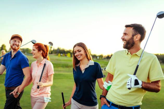 4.ゴルフ仲間と会うことで若くいられるから!