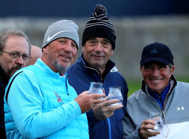 好きなスポーツをし、好きな友人と、好きなお酒を飲む