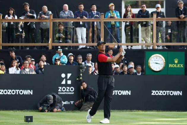 ゴルフスイングにおける「足」」の役割