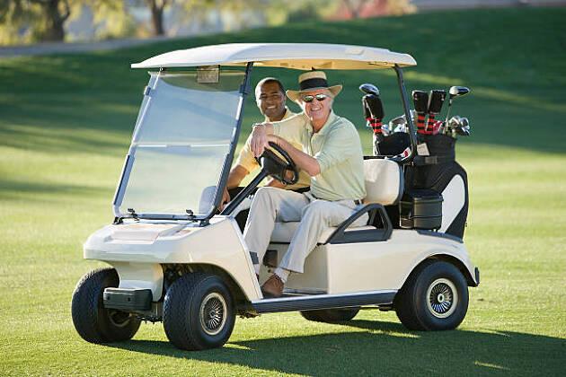 オーバースペックなクラブを選ぶゴルファーが多い