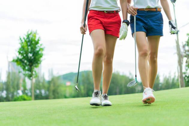 ゴルファーにとっての健康!