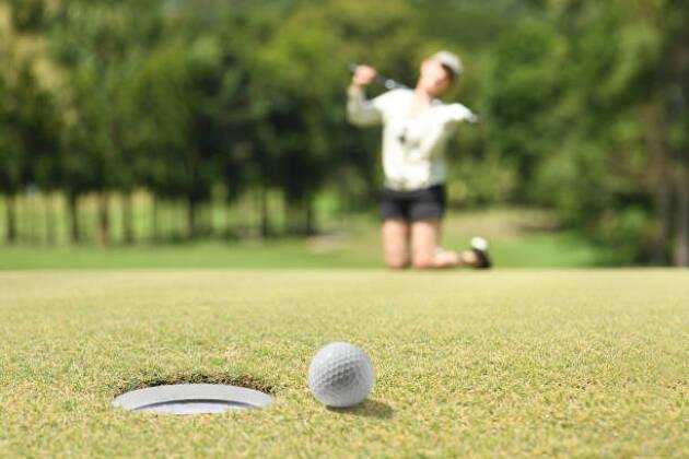 ゴルフの悩み