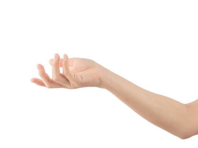 アイアンショットでの手首の使い方
