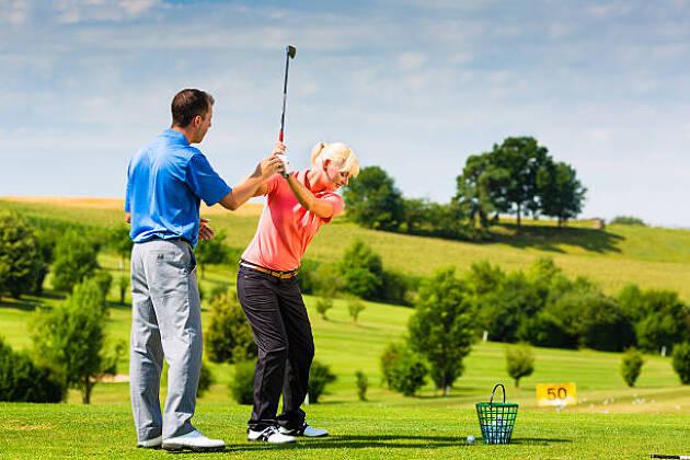 ゴルフを始めたが上手くならない