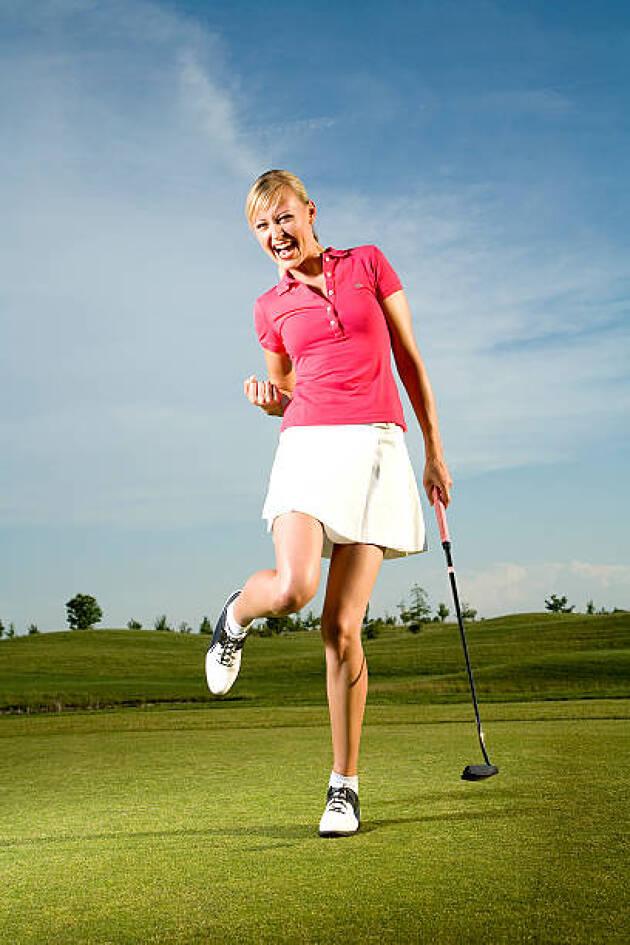 日差しに負けず、楽しい夏ゴルフを!