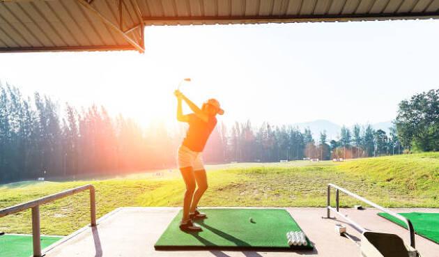 コースで上手く打つために効果的な練習方法とは?