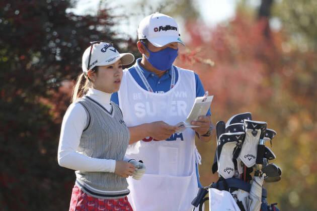 中級ゴルファーはプレースタイルが明確になってくる