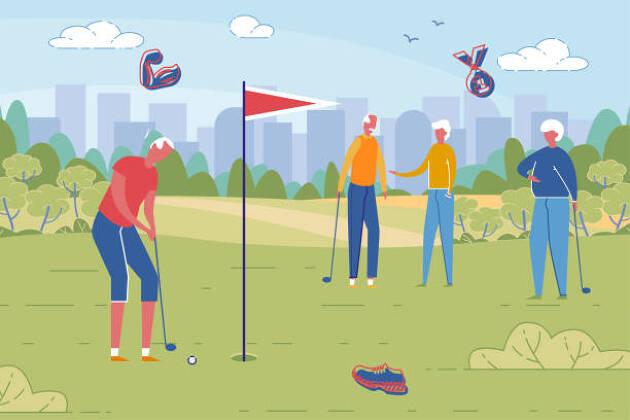 ゴルフは同伴者の影響がとても大きいと改めて認識!