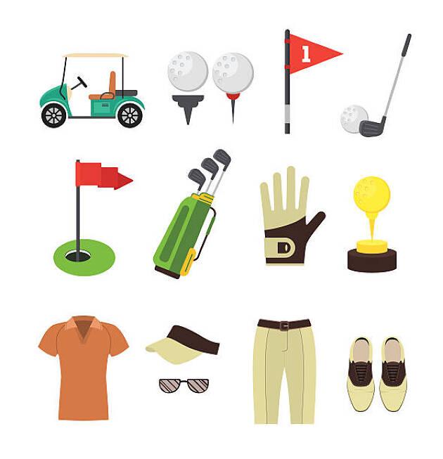 ゴルフの小物なら無難
