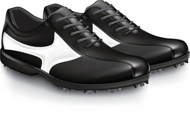 ゴルフシューズ選びのポイント5.スニーカータイプか革靴タイプ