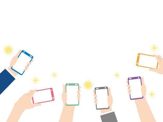 ドコモ以外のスマートフォンでも利用可能!