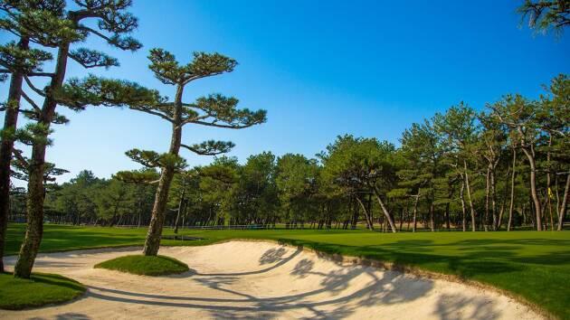 ゴルフ場ウェディングのおすすめ結婚式場2:シェラトン・グランデ・オーシャンリゾート【宮崎県】