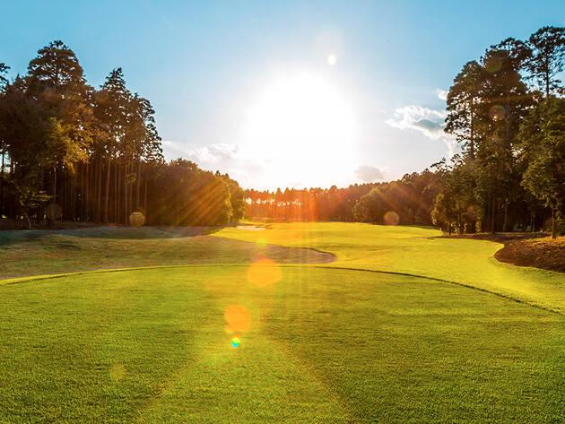 ゴルフの話をしましょう