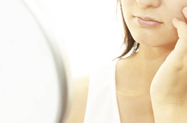 乾燥肌の人の化粧崩れの対処法