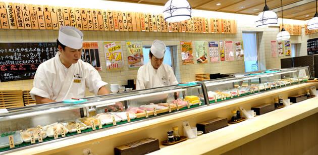 お寿司屋さんとしての近藤さんのストーリー